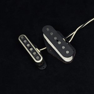 Ivory Tele Singles pickup - Coils Boutique