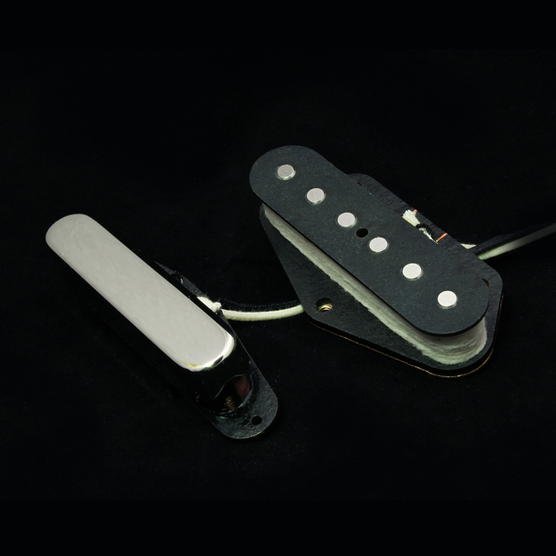 Mirror Tele Singles pickup - Coils Boutique