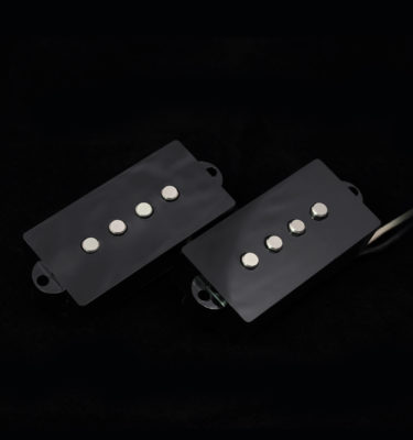 Panzer P. Bass pickup - Coils Boutique