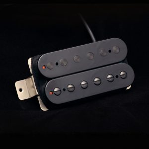 The Black Humbuckers pickup - Coils Boutique